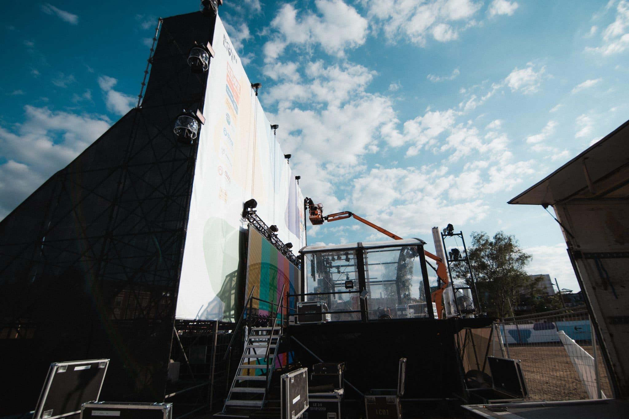 Rigging & Bühnenbau